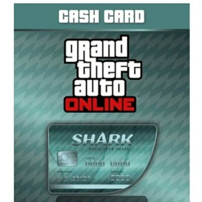GTA cash card $8,000,000