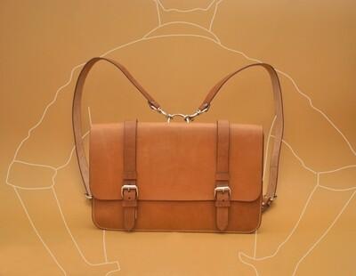 Madrid messenger bag/backpack