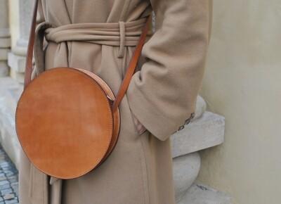 Luna handbag Natur