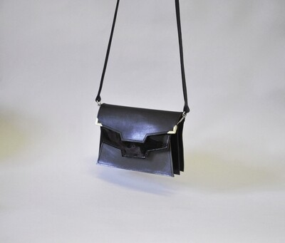 Kyoto clutch black