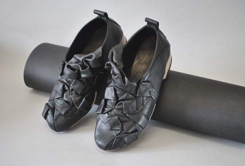 skulpa shoes black