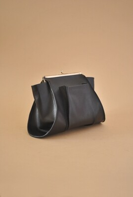 Ursus clutch black