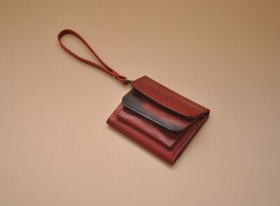 Ruiz wallet woman Red