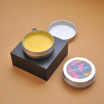 BALZÁM NA KŮŽI / Leather balm