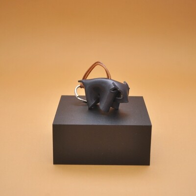 KLÍČENKA (Keychain) ANIMALS : BULL