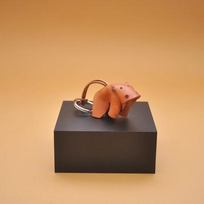 KLÍČENKA (Keychain) ANIMALS : HIPPOPOTAMUS