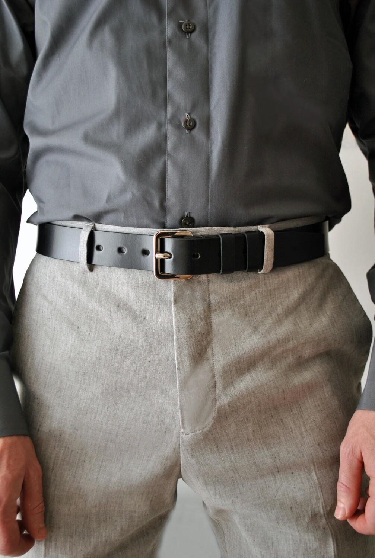 Oporto Men's belt black