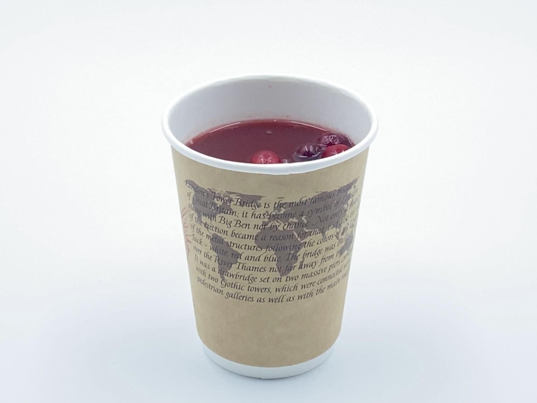 Ягодный чай 300 мл