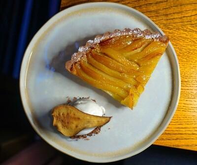 Грушевый пирог 190 гр