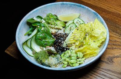 Овощной боул с диким рисом