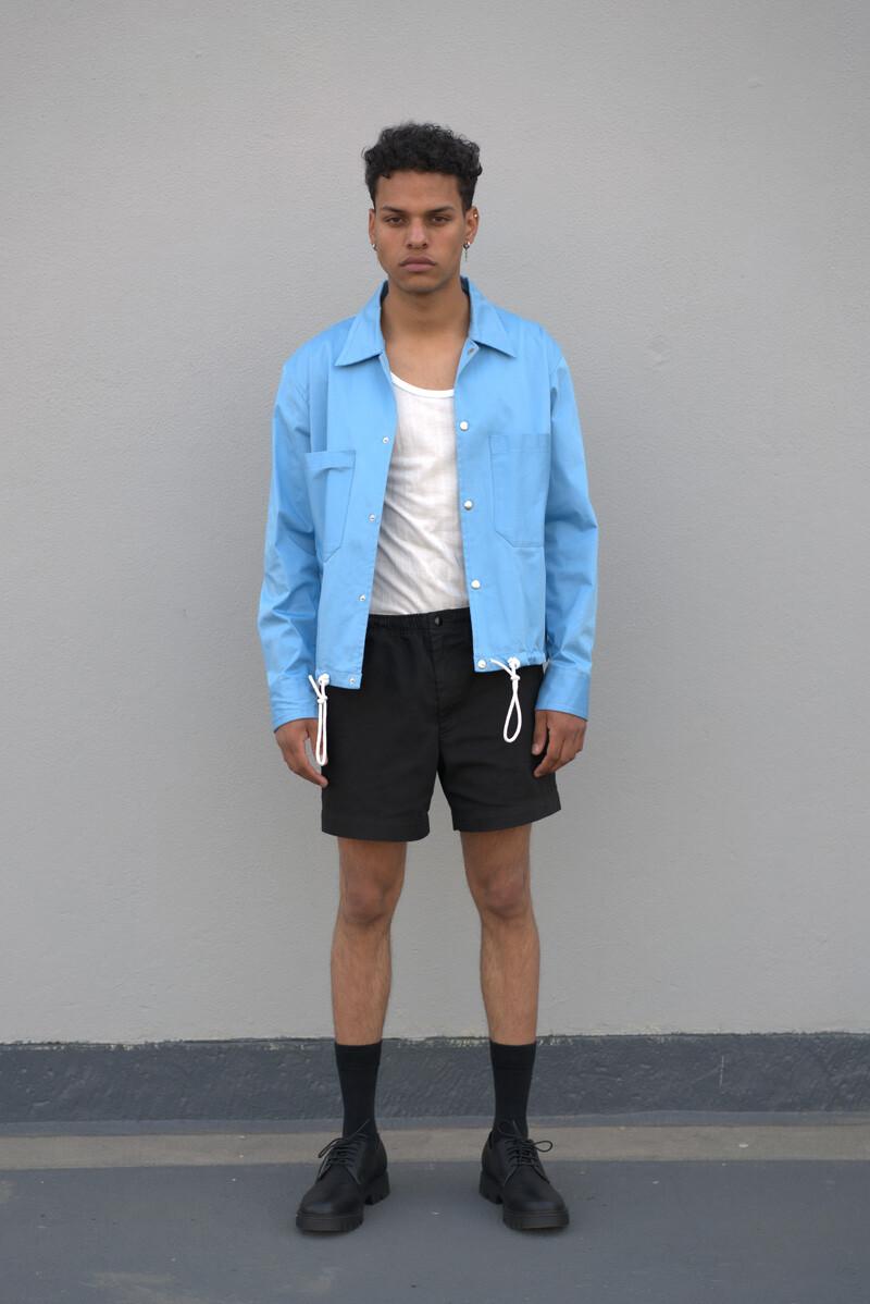 Cotton Coach Jacket