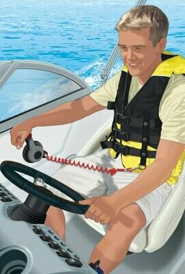 Водитель гидроцикла. Судоводитель маломерного моторного судна. Районы плавания внутренние водные пути, внутренние морские воды и территориальное море РФ