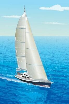 Судоводитель маломерного парусно-моторного судна. Район плавания внутренние водные пути РФ
