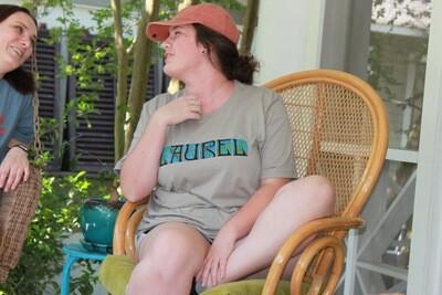 Stone Laurel T-Shirt