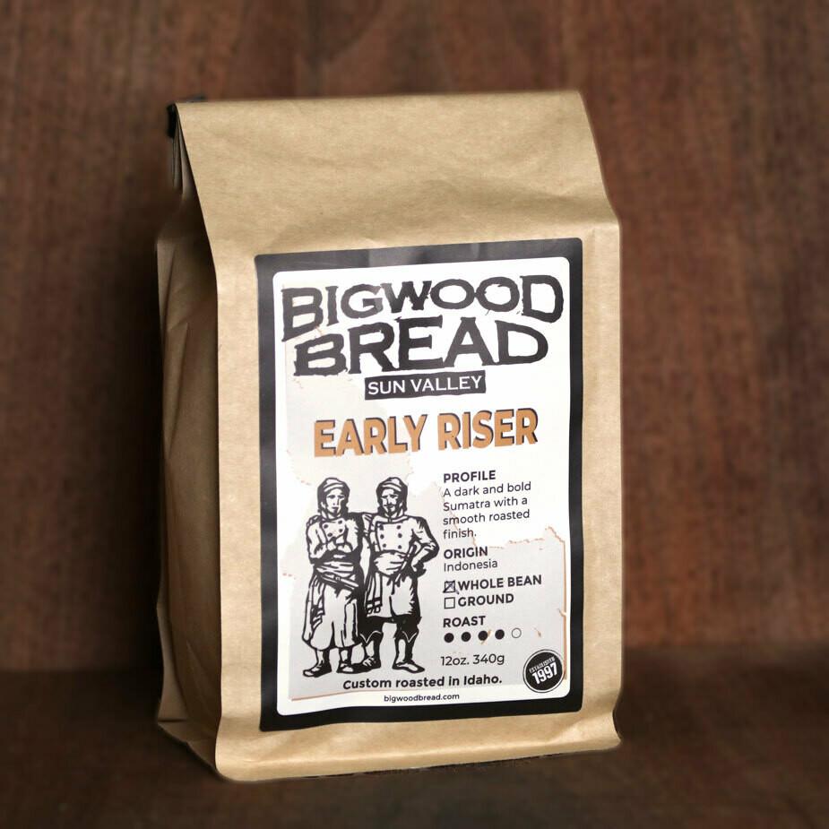 Early Riser | Custom Roasted Coffee