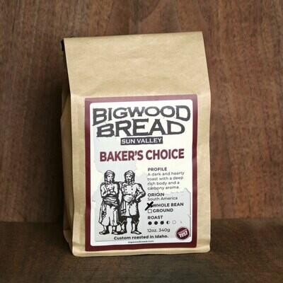 Bakers Choice | Custom Roasted Coffee