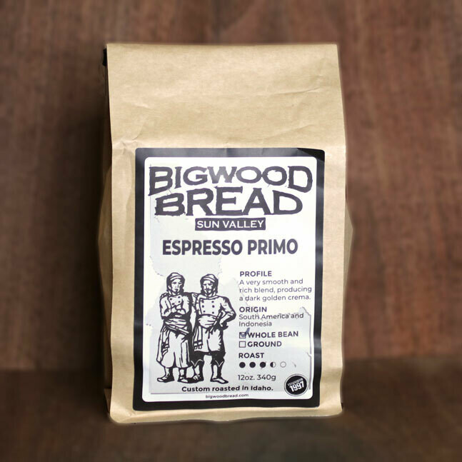 Espresso Primo  | Custom Roasted Coffee