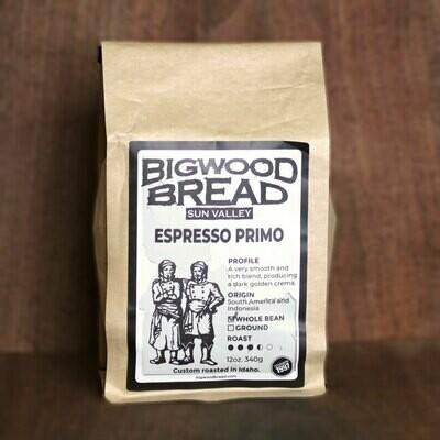 Espresso Primo  | Custom Roasted Coffee