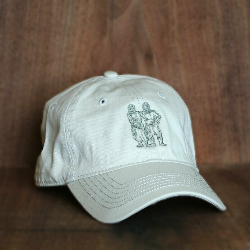 BWB Hat — Solid Cream