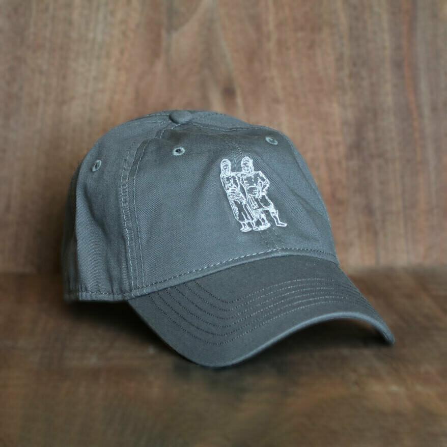 BWB Hat — Solid Gray