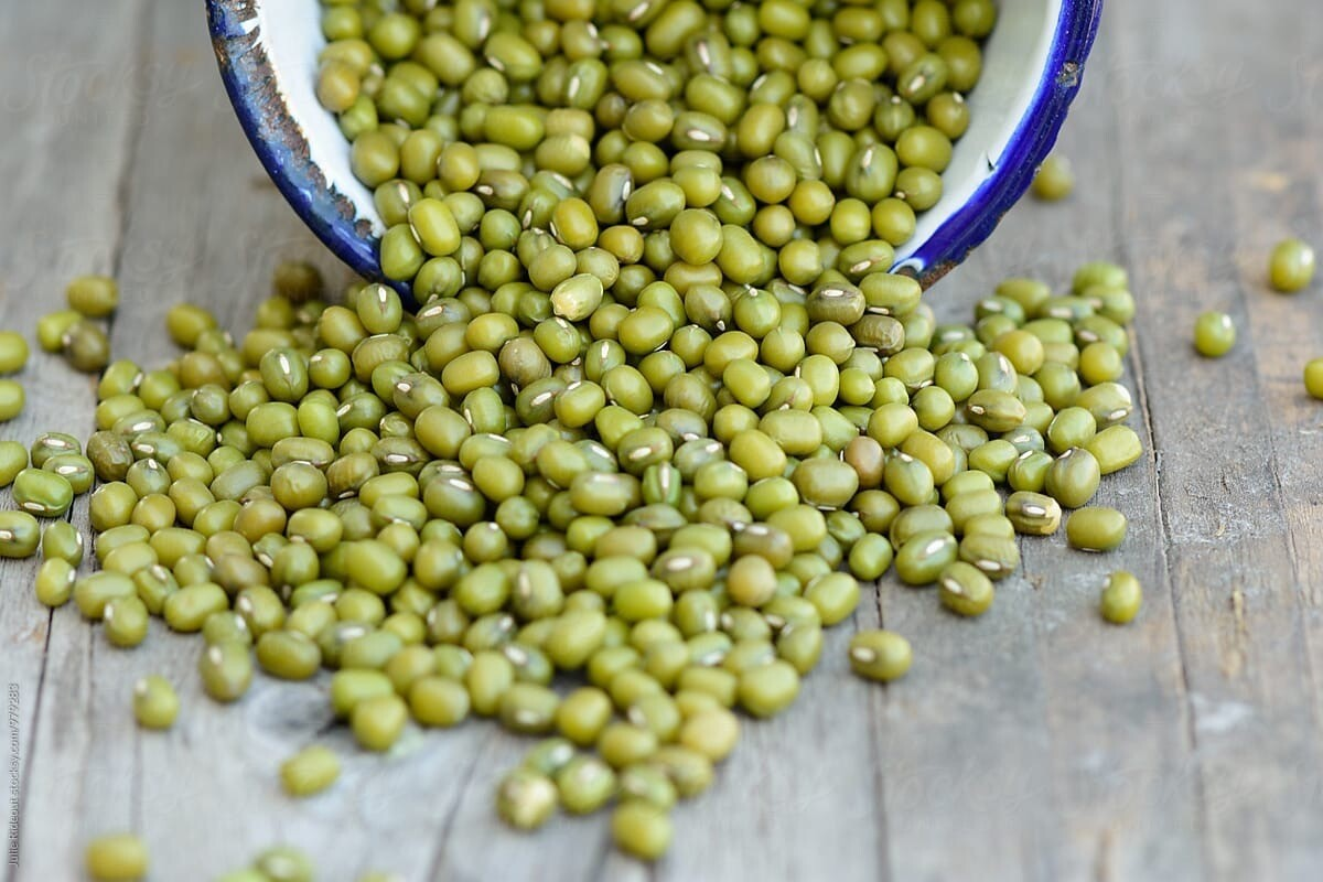 Mung Beans Dry 2kg