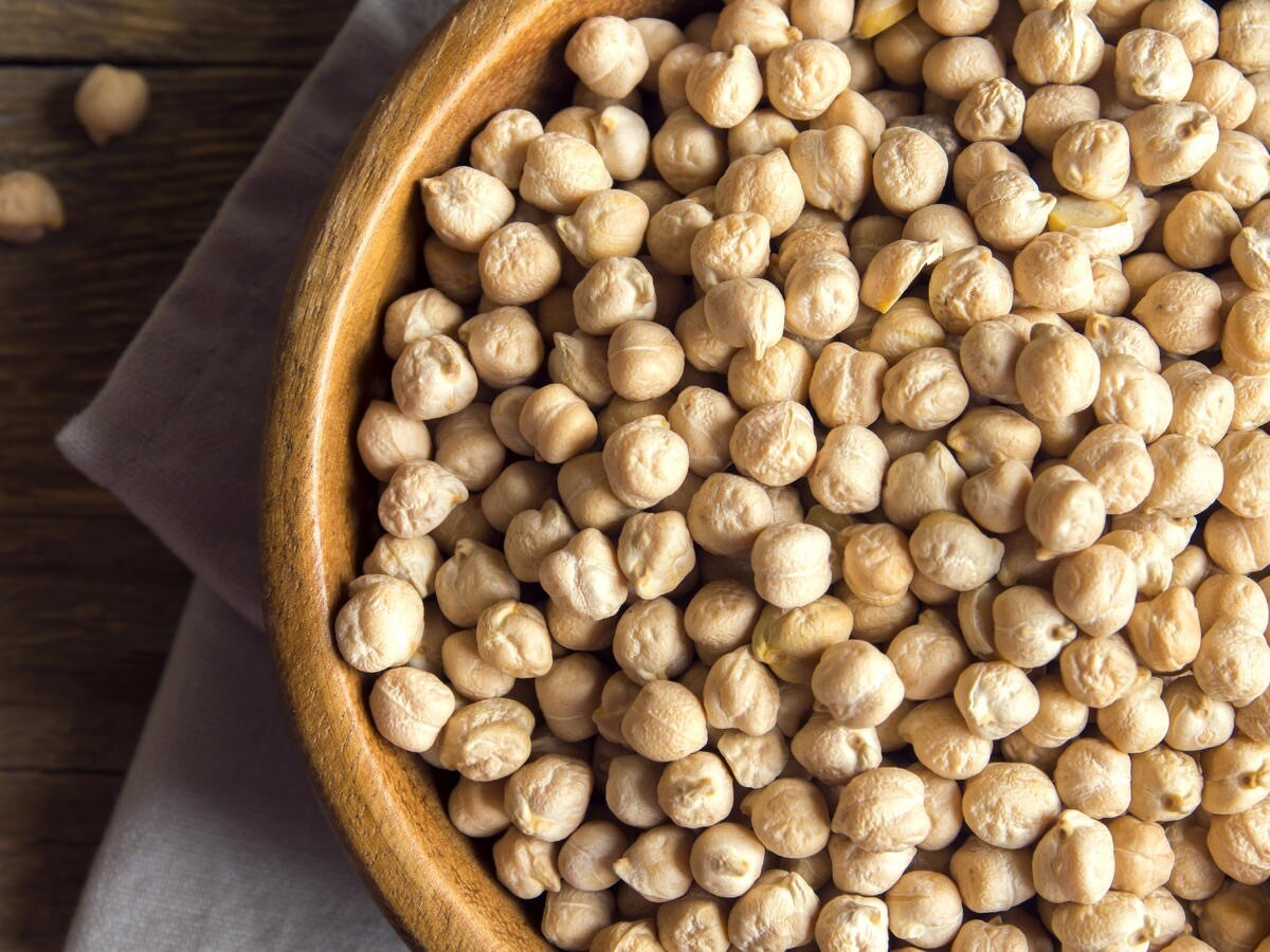 Chick Peas White Chana Dry 2kg