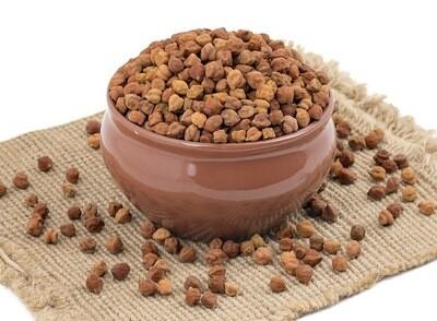 Brown Chick Peas Kala Chana Dry 2 Kg