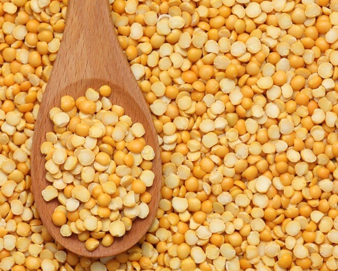 Yellow Split Peas Dry 2kg
