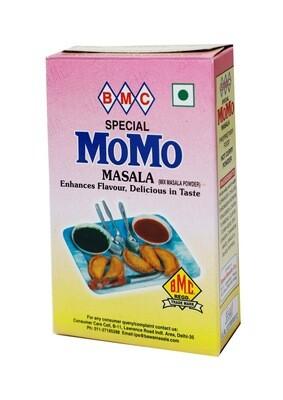 Momo Masala BMC