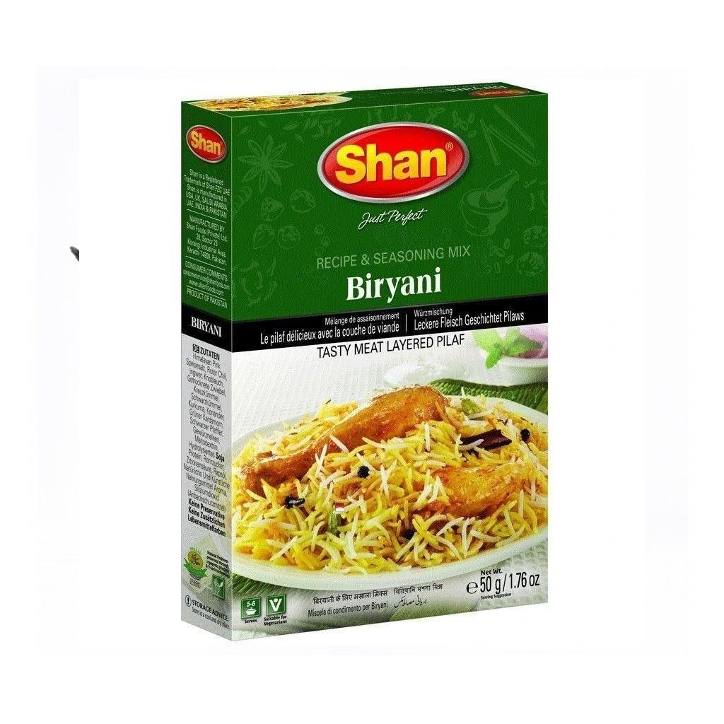 Biryani Masala Shan 50g