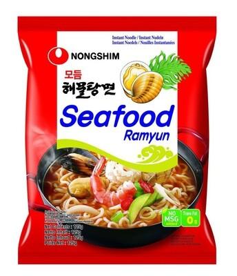 Nongshim Seafood Raymun 125g