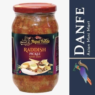 Raddish Pickle