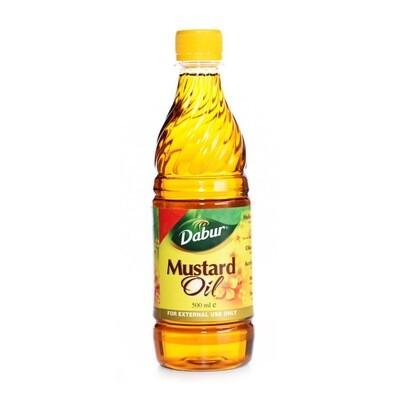 Dabur Pure Mustard Oil 500ml
