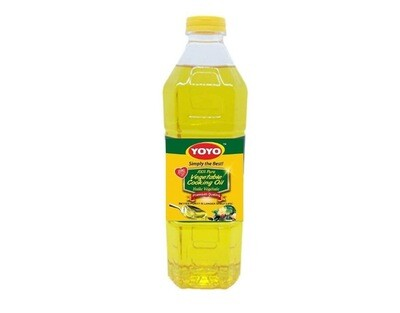 Vegetable Oil 1L