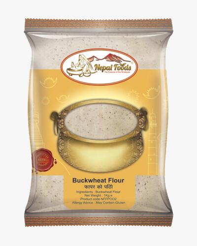 Buckwheat Flour 1kg
