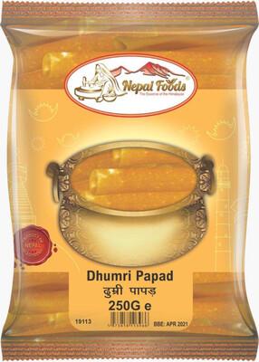 Dhumri Papad