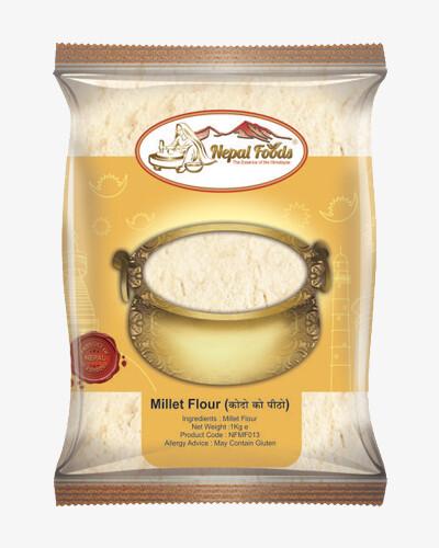 Millet Flour (Kodo) कोदोको पिठो 1 Kg