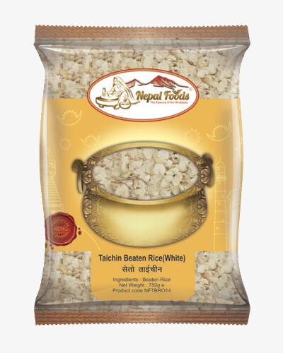Taichin Beaten Rice (White) ताईचिन चिउरा 700g