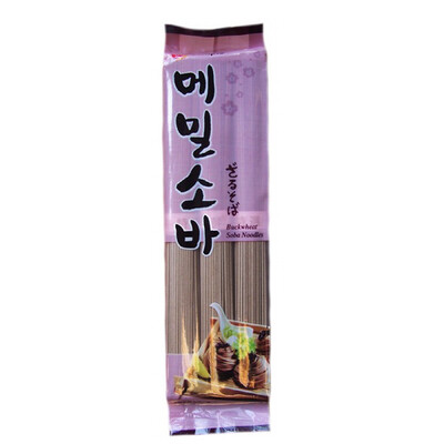 DRIED BUCKWHEAT SOBA NOODLE 300G