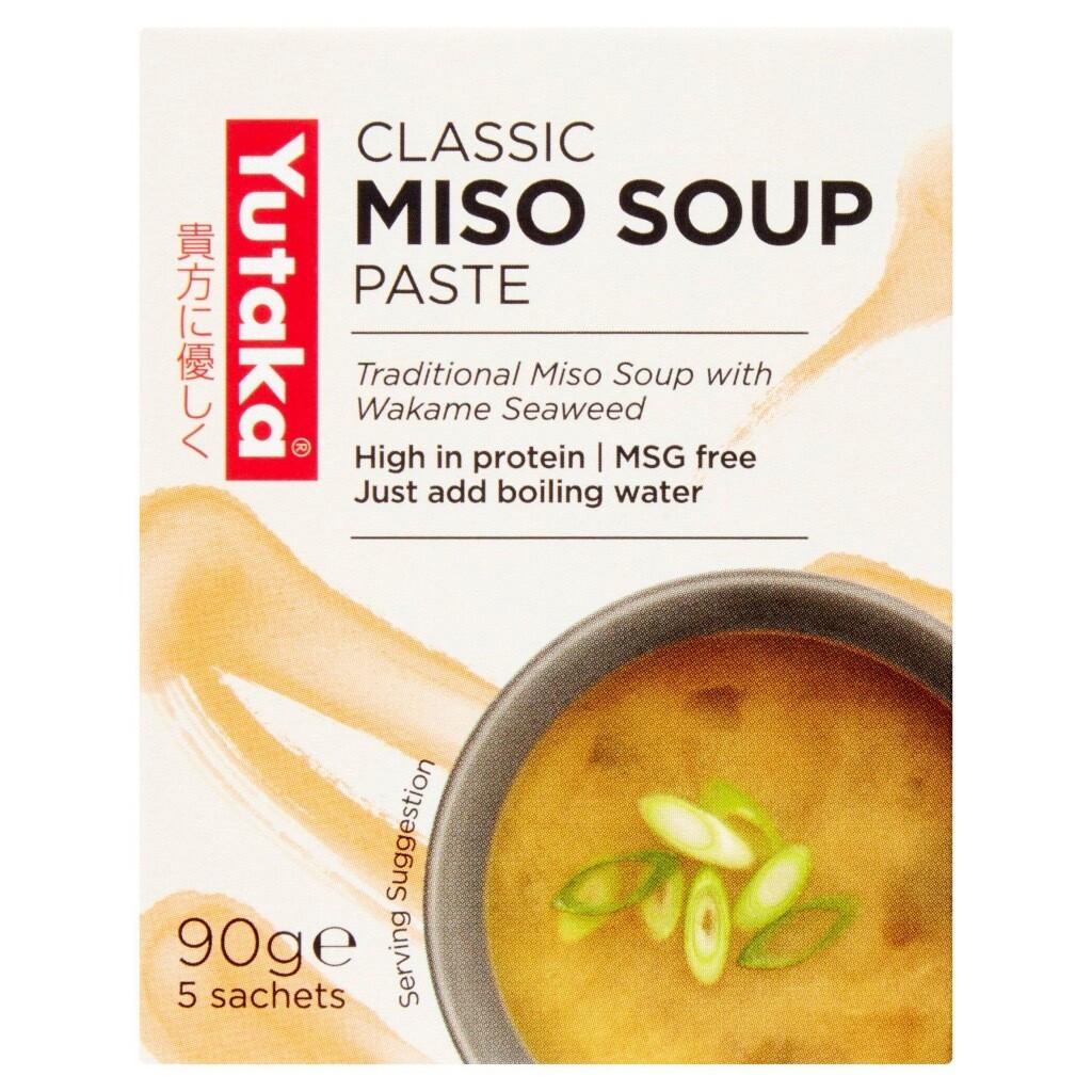 CLASSIC MISO SOUP PASTE 90G