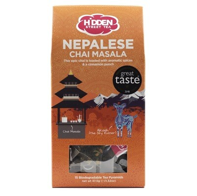 NEPALASE CHAI 15 Tea Bags