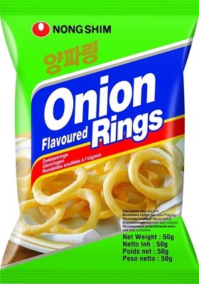 Onion Rings Chips, 50 g