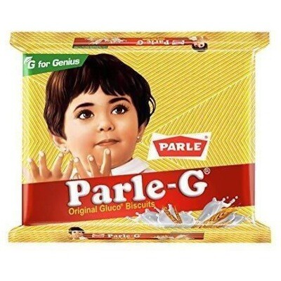 Parle-G Original Gluco Biscuits 79g X 5 Pack