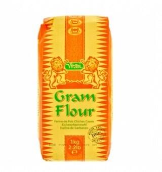 Gram Flour 1kg ( Besan Chick Pea Flour)
