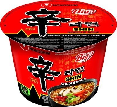 NongShim Shin Noodle (Big Bowl) 114 g