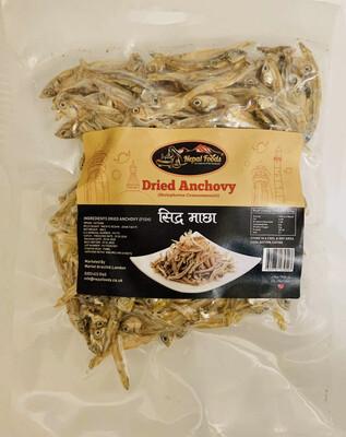 Dried  सिद्रा Anchovy (Dry Sidra Fish)
