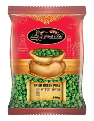 Green Peas Fried 250g