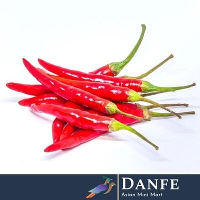 Red Chilli Fresh 100g