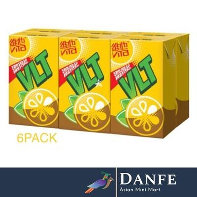 Vita Lemon Tea 250ml (Pack Of 6)