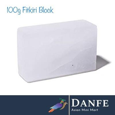Fitkiri Block 100g